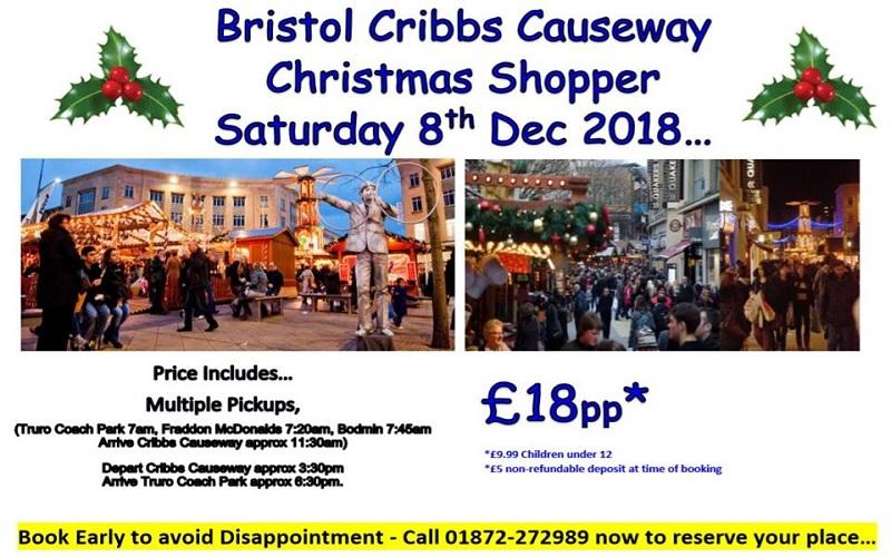 Bristol Christmas Shopper